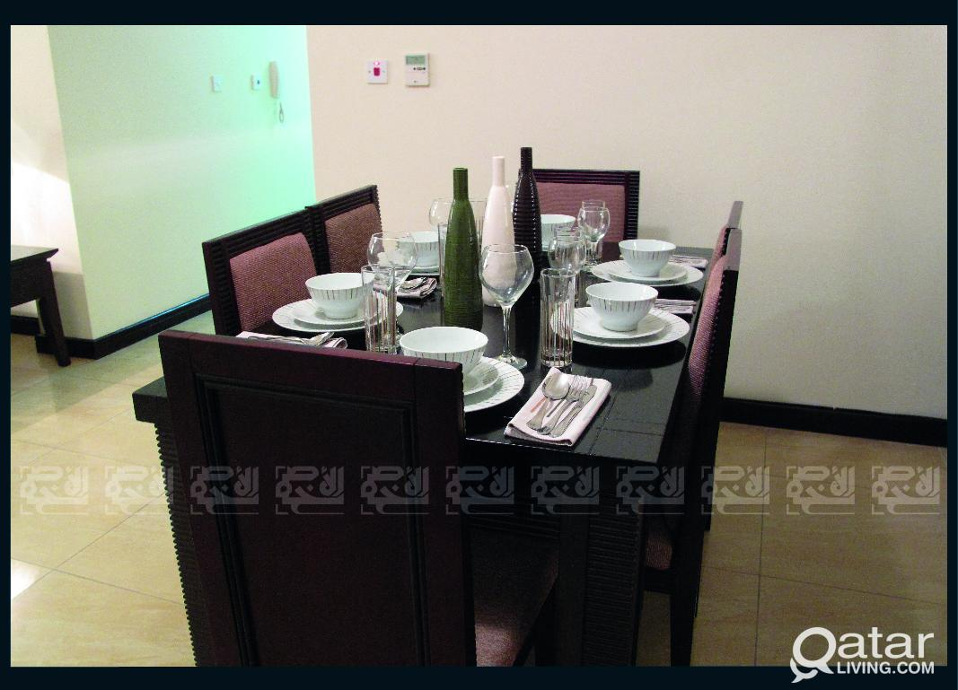 FF 3 Bedrooms Apartment, Al Sadd