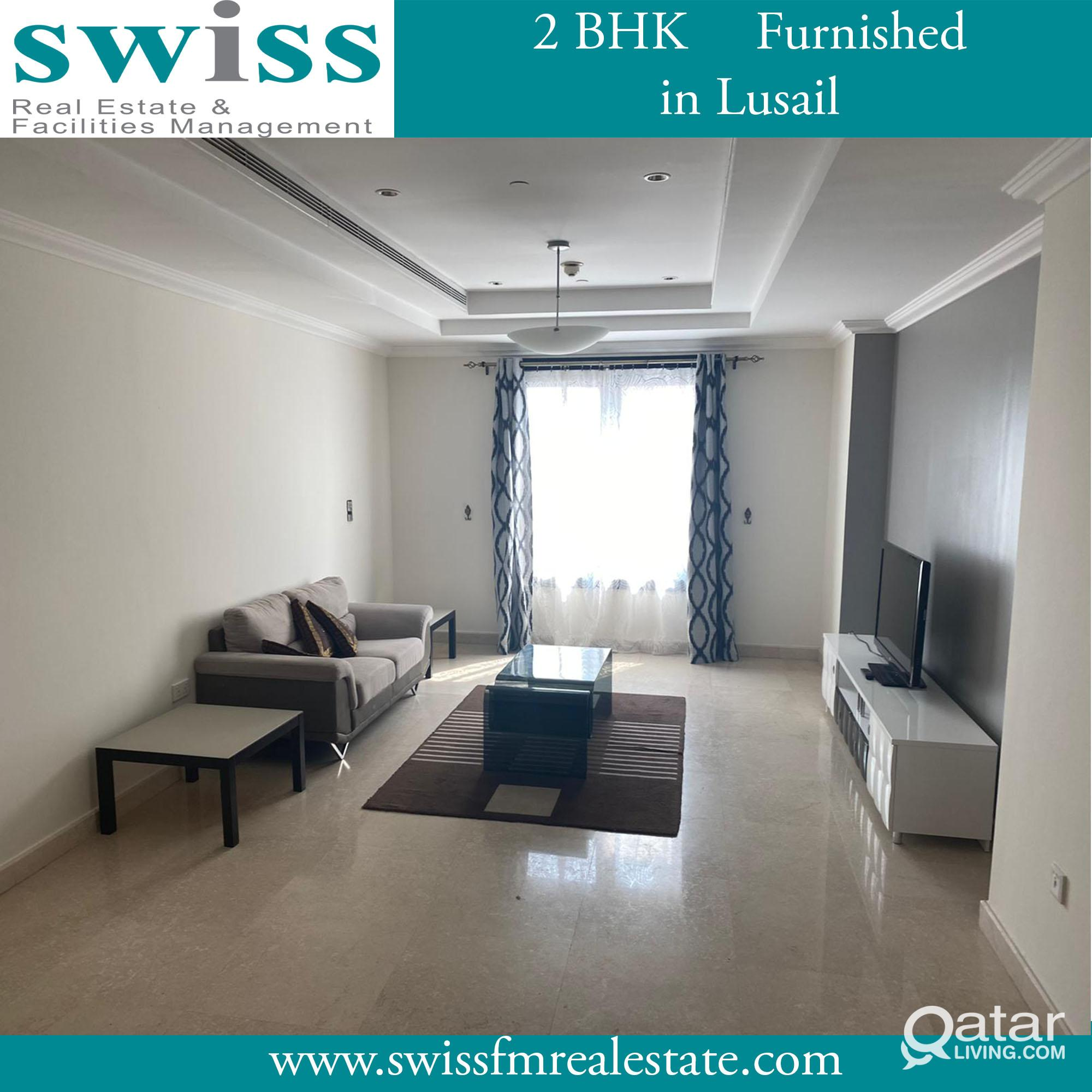 SEAVIEW 2BHK APARTMENT FOR RENT IN PEARL