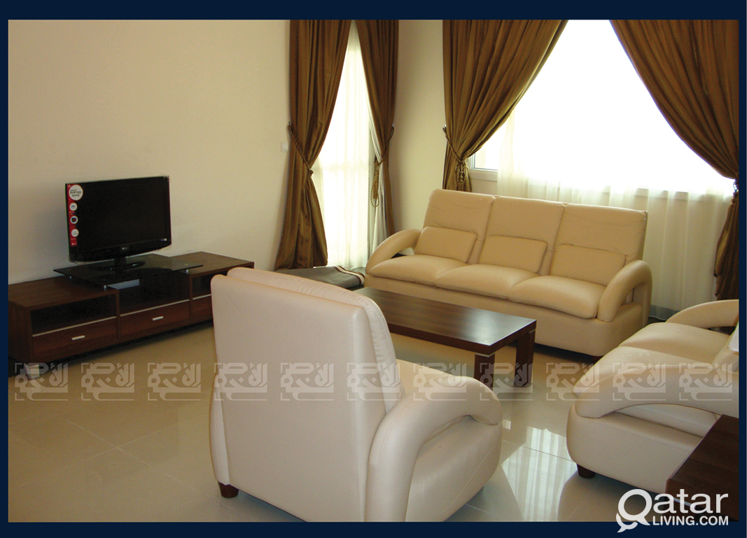 1 Bedroom Apartment in Musheireb+ 1 Month Free!