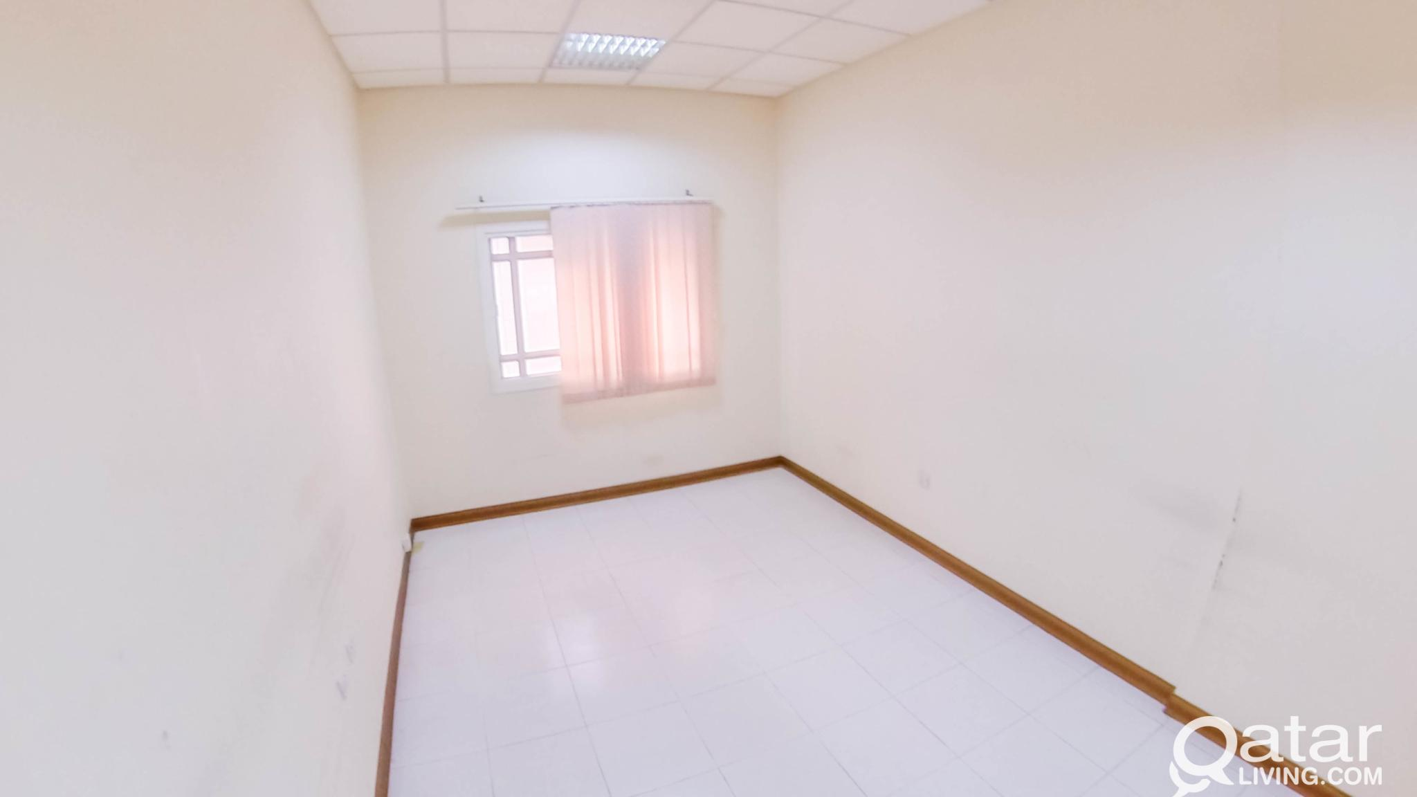 UNFURNISHED, 2 ROOMS OFFICE SPACE IN AL SADD