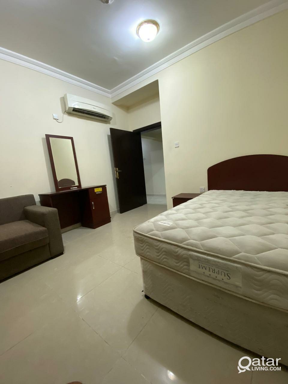 Fully Finished Room For Rent Najma