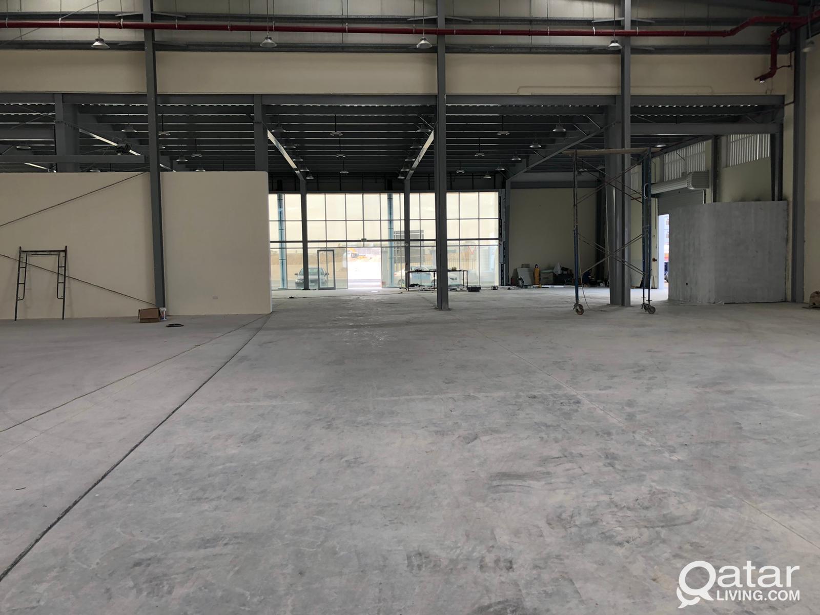 warehouse for rent (5000.m)Berkat Al Awamer