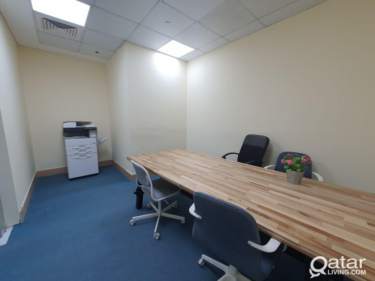 Office in Business Center umm ghuwailina