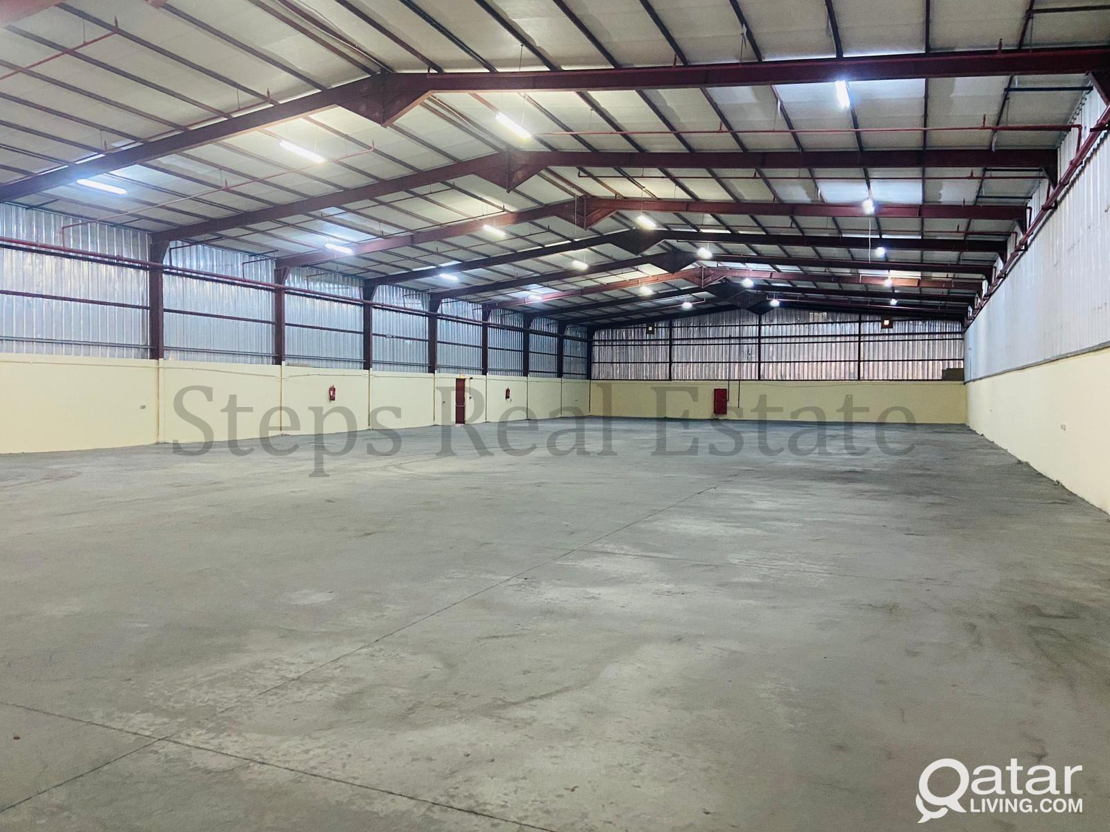 2000 SQM General Store in industrial Area