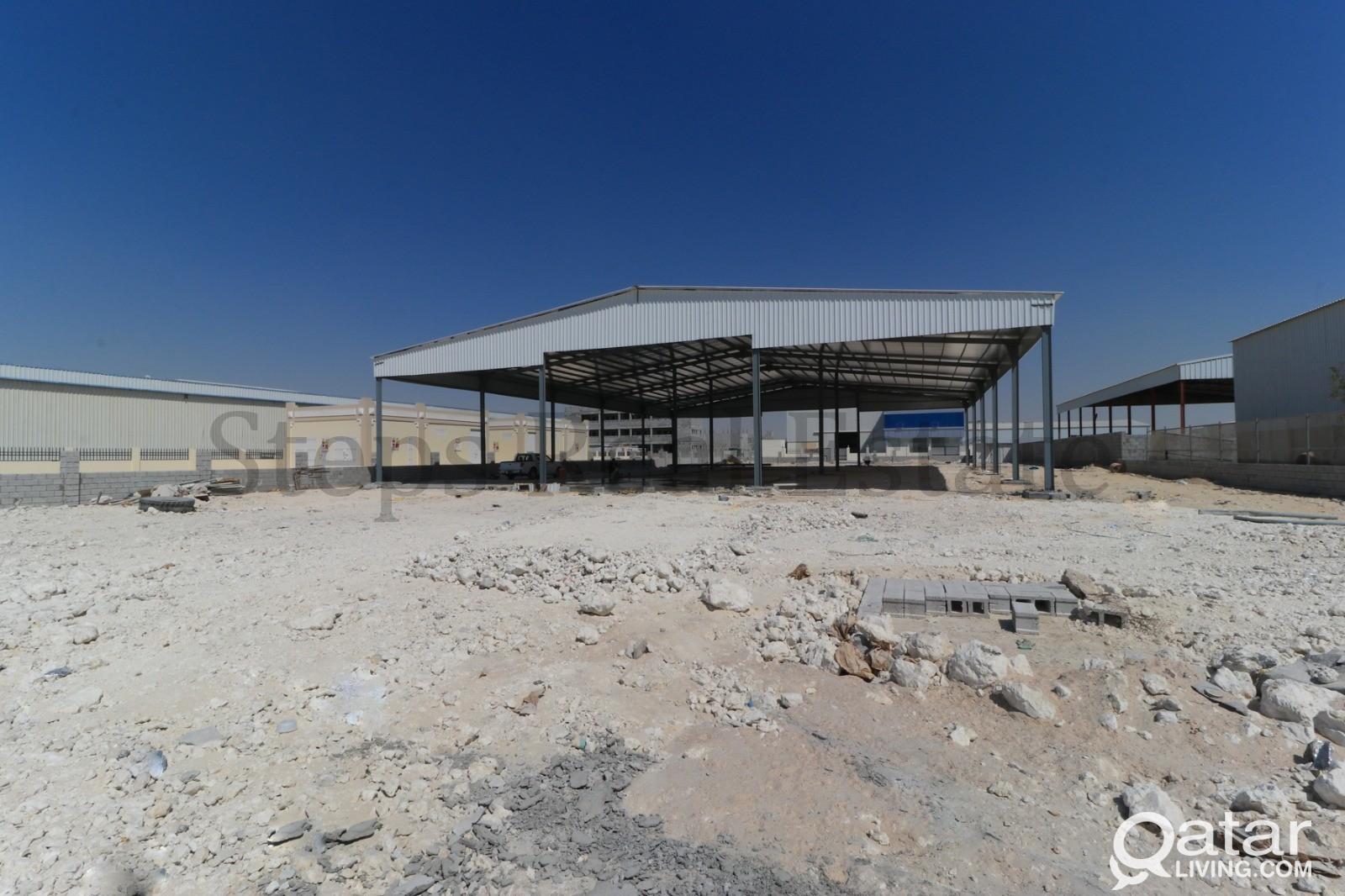 4600 Sqm Warehouse for rent in Barkat Al Awmar
