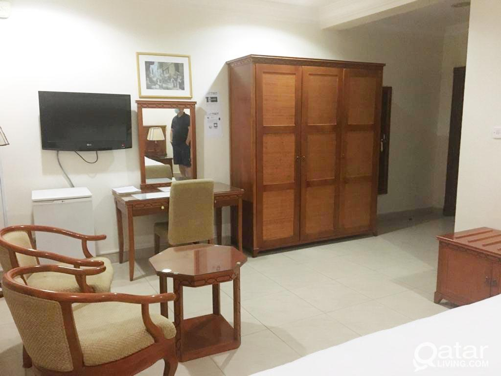 Fully Furnished 3 Star Facility Room Hotel Apartme