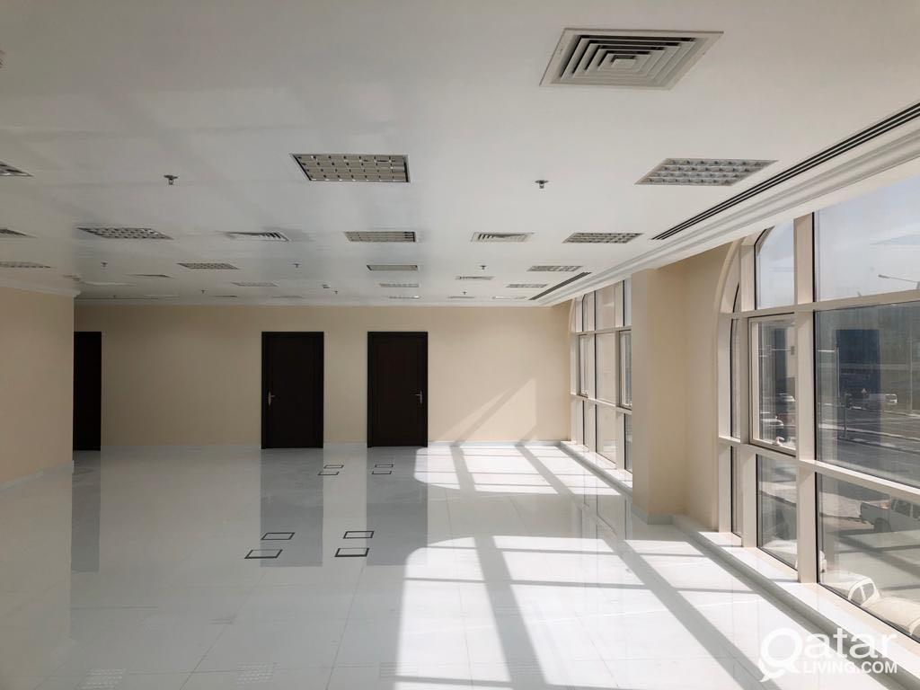 Tow Months Free Offices For  rent in c ring  road