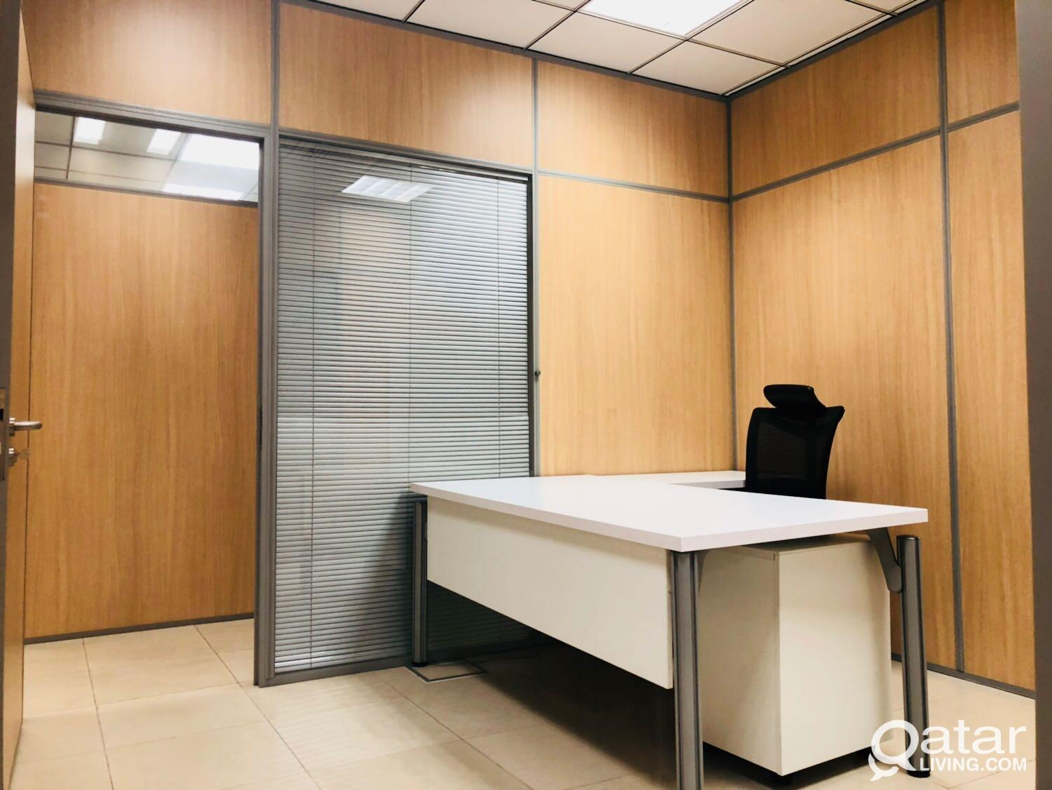 NO COMISSION!!!Approved office space near the corn