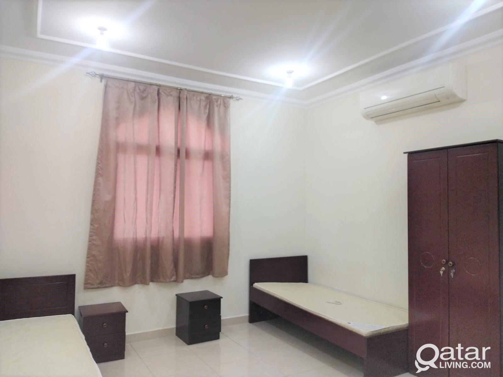 1 Month Free-6BR SA Villa For Family & Lady Staffs