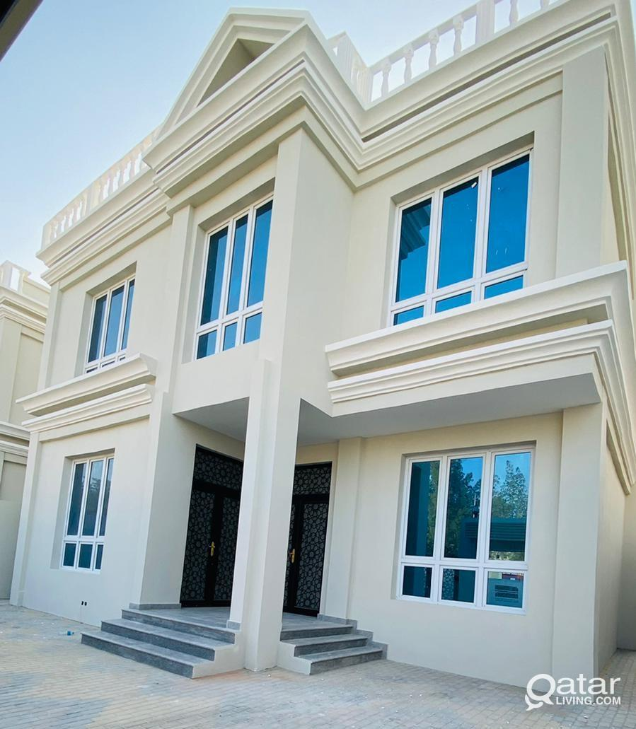 New Elegant 7+1BR SA Villa For Eskan-Duhail