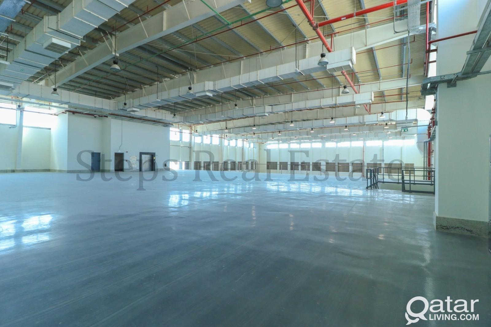 5000 Sqm Premium quality Warehouse