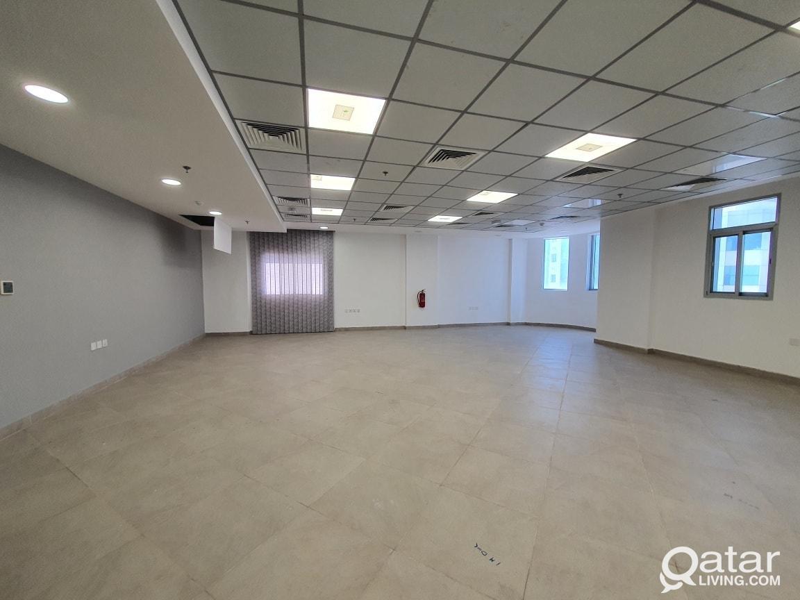 Brand New Office Space in Muntazah