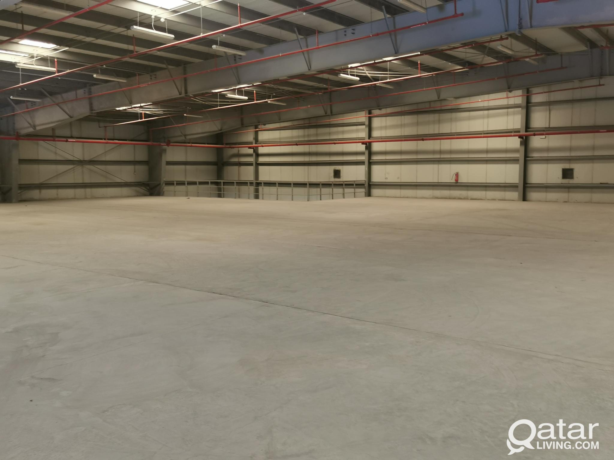 4000.sqm WAREHOUSE WITH AC FOR RENT