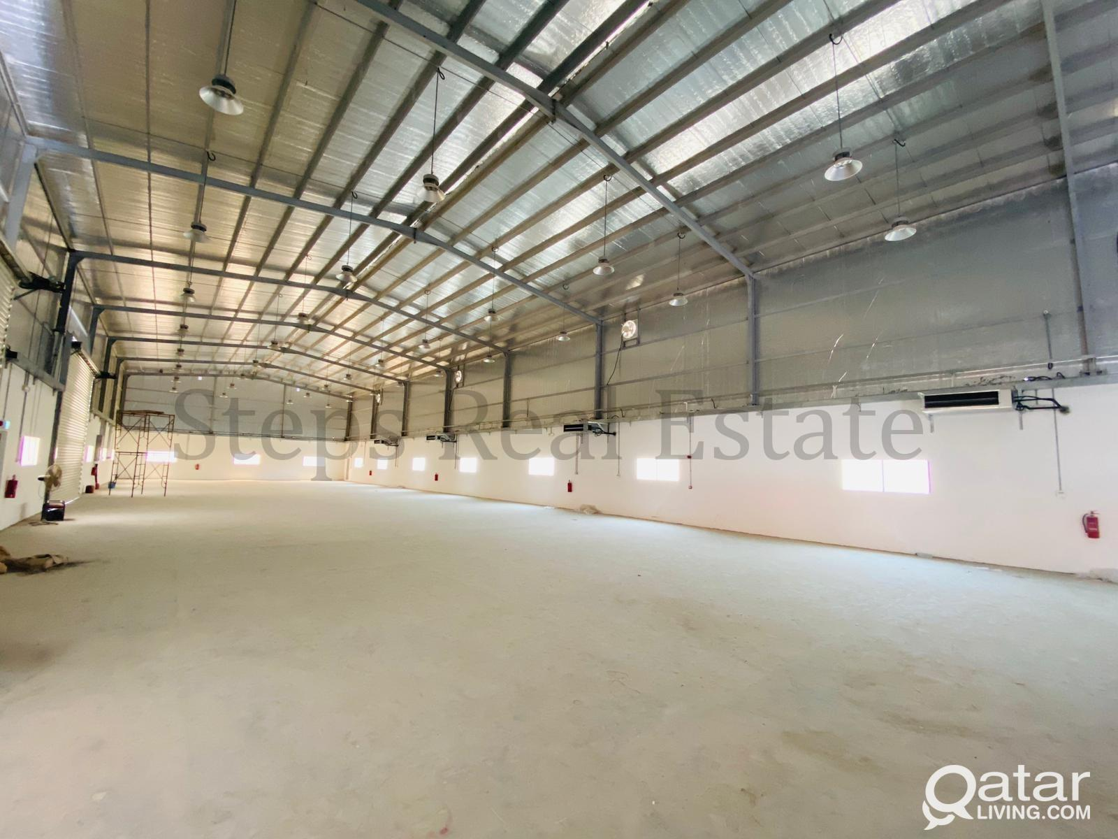 900sqm Food Warehouse With Ac Industrial Area