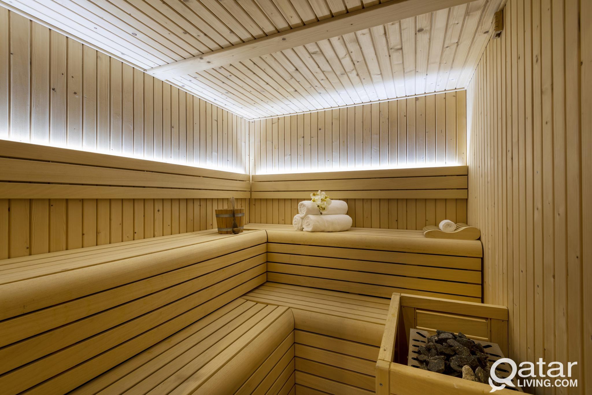 1 Bedroom sea-view suites in West Bay