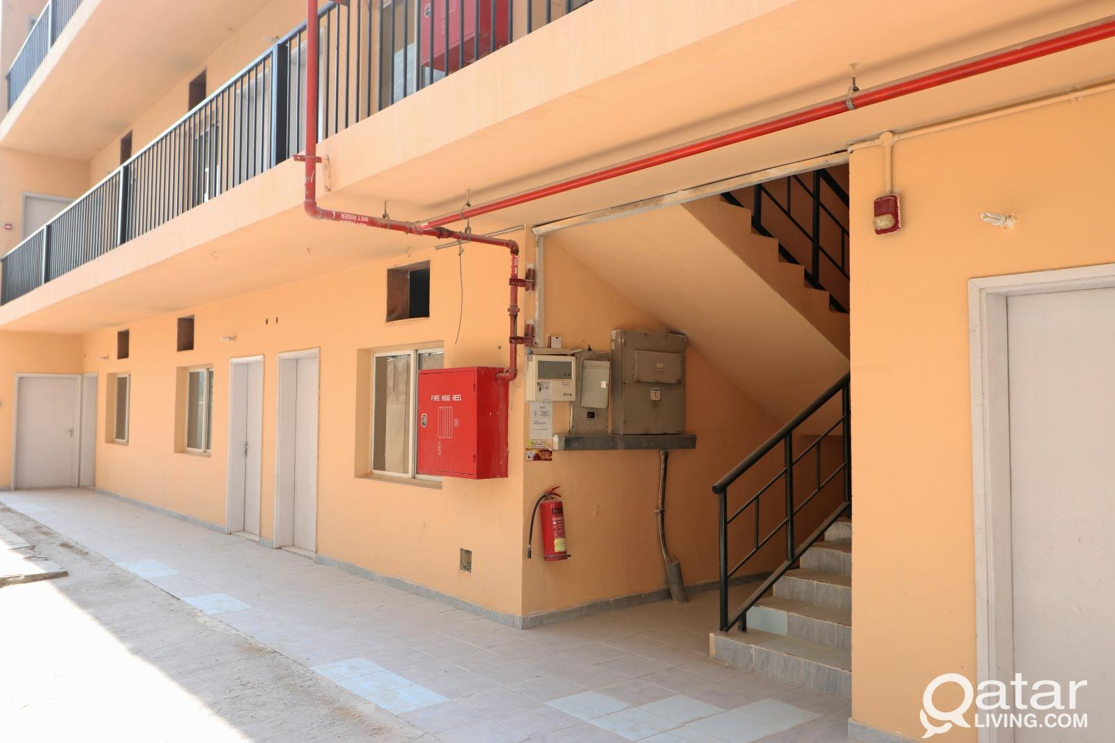 33 Rooms Labor Accommodation in Industrial Area