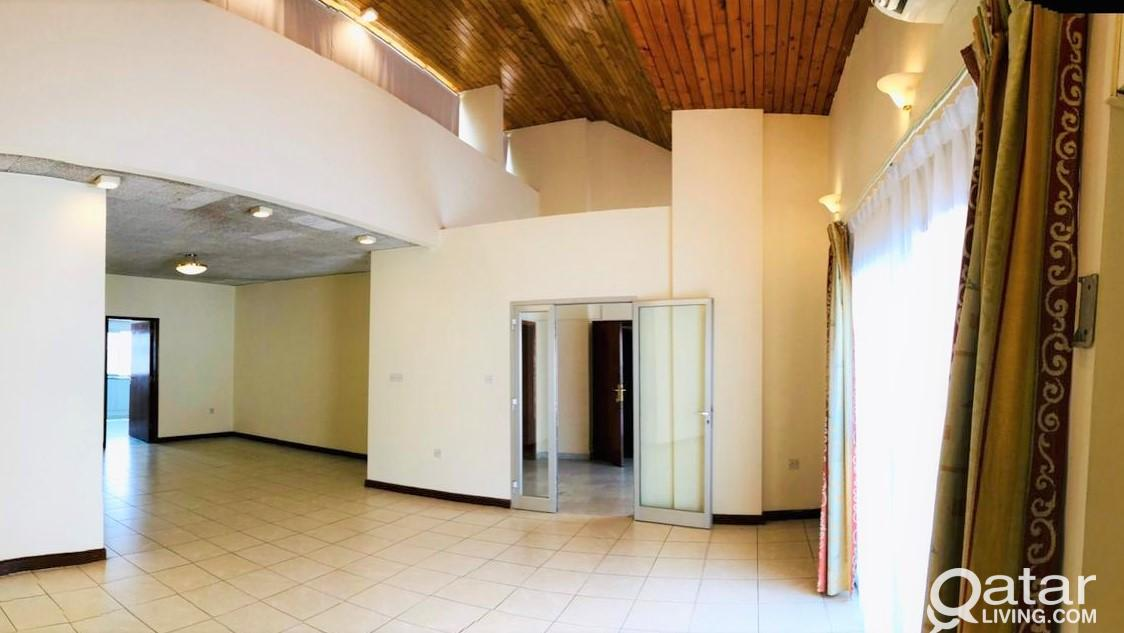 Spacious 4bhk Penthouse+Balcony-Mansoura
