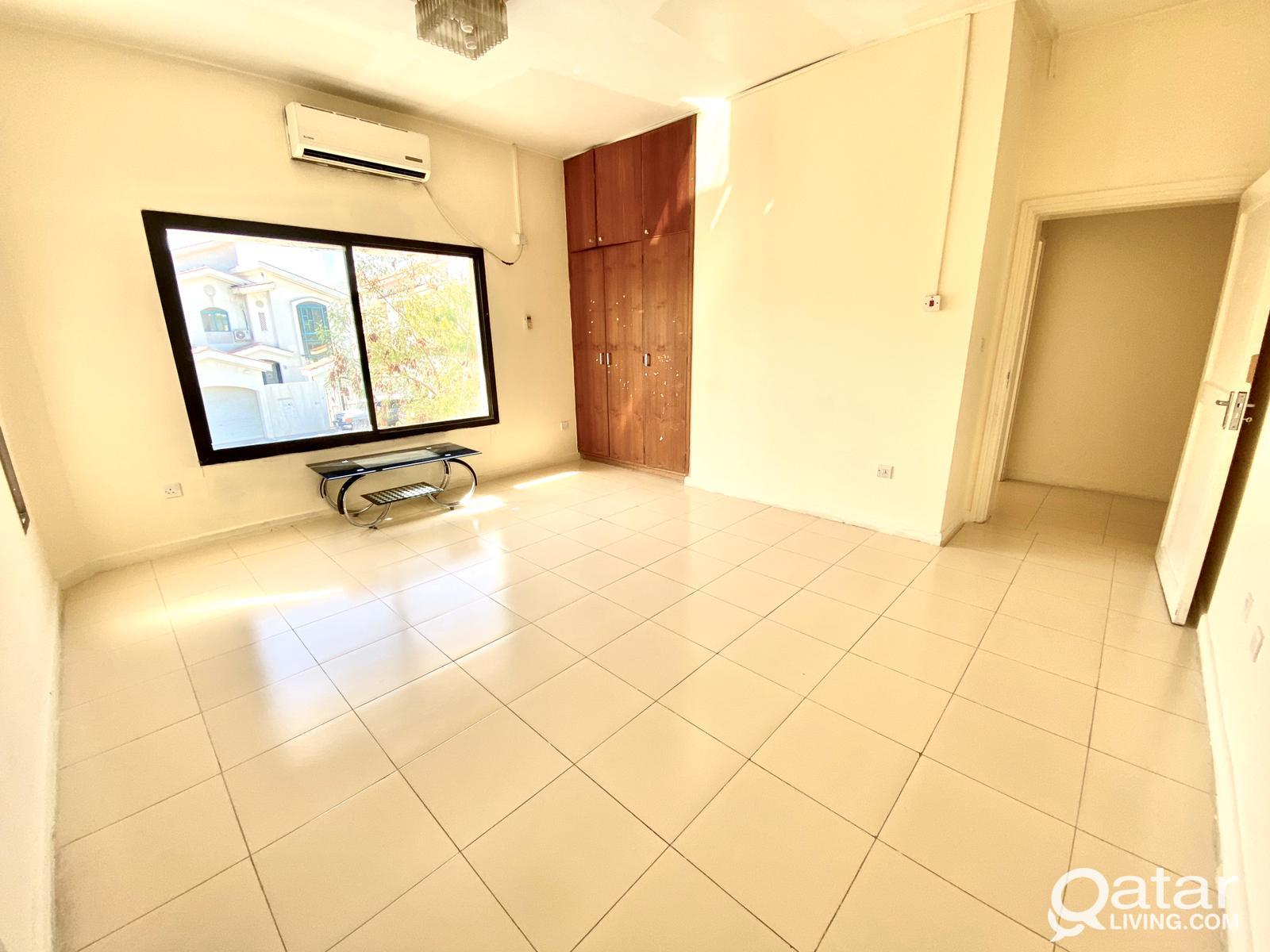 Spacious 1 BHK With Concrete Walls (No Partition)