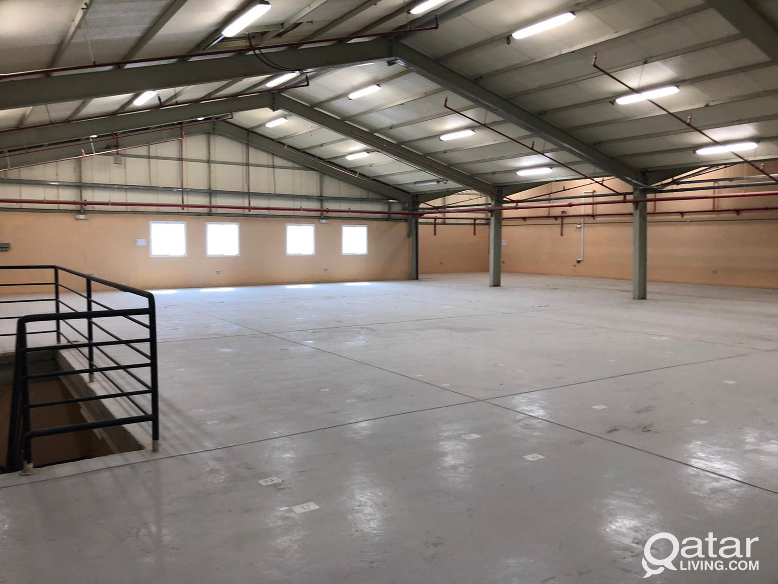 STORE (750.m) FOR RENT AT INDUSTRIAL AREA