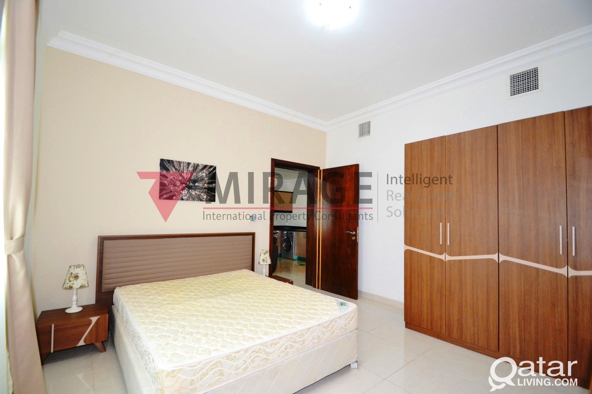 1 bedroom fully-furnished close to Jaidah Bridge
