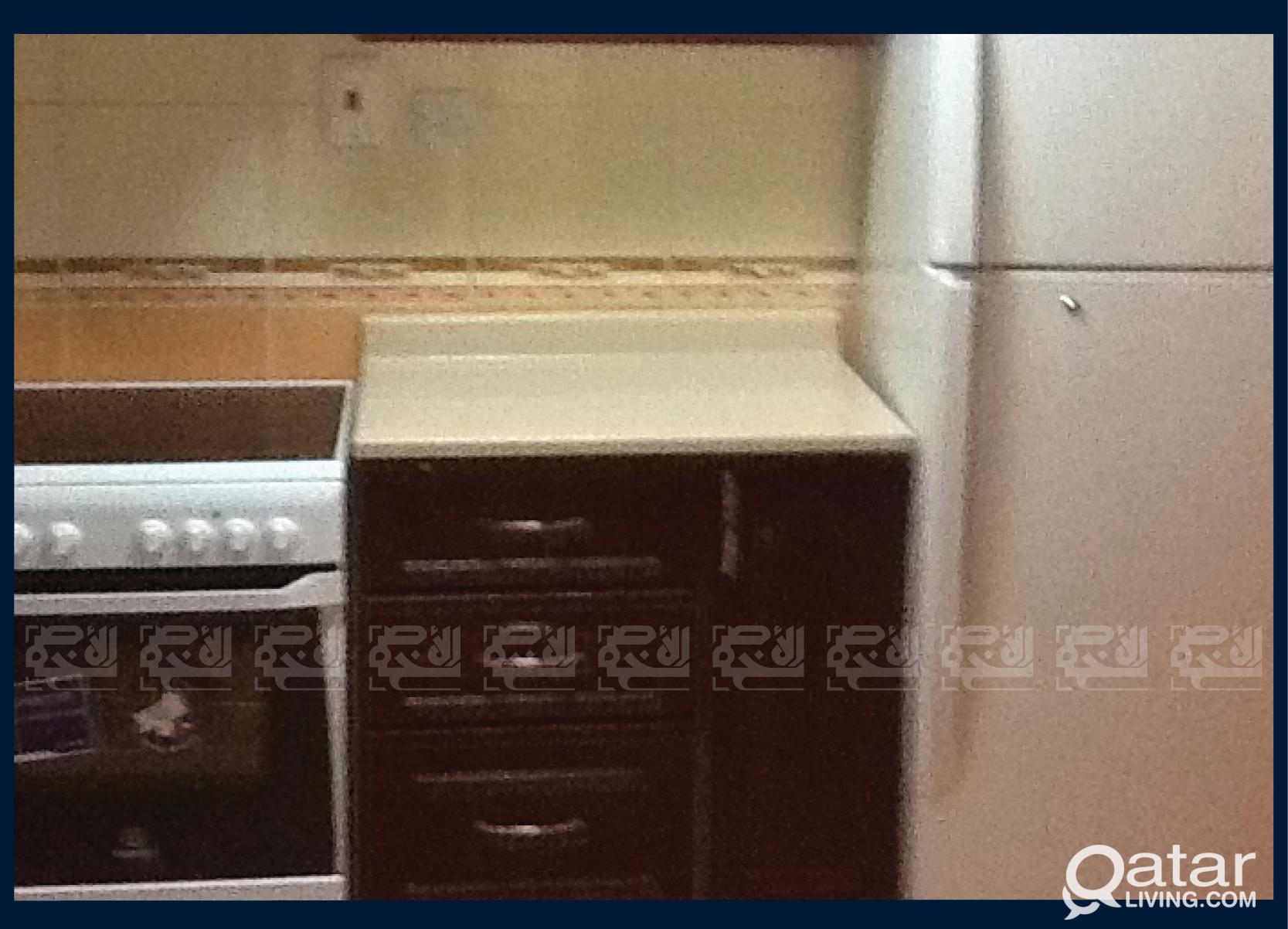 Amazing Unfurnished 3-Bedroom Apt in Musheireb