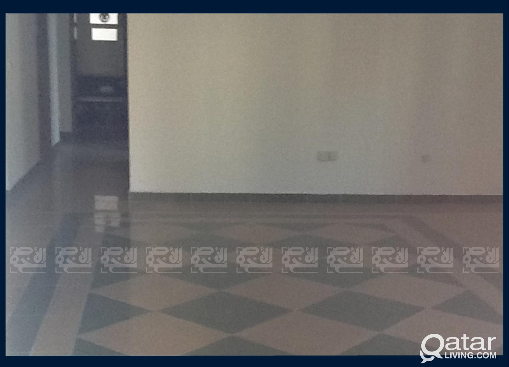 Spacious Unfurnished 3-Bedroom Apt in Musheireb