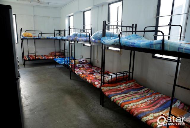 MALE BED SPACE AT NAJMA AREA