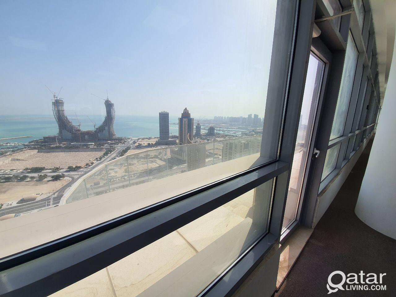 office in Lusail Sea View Marina