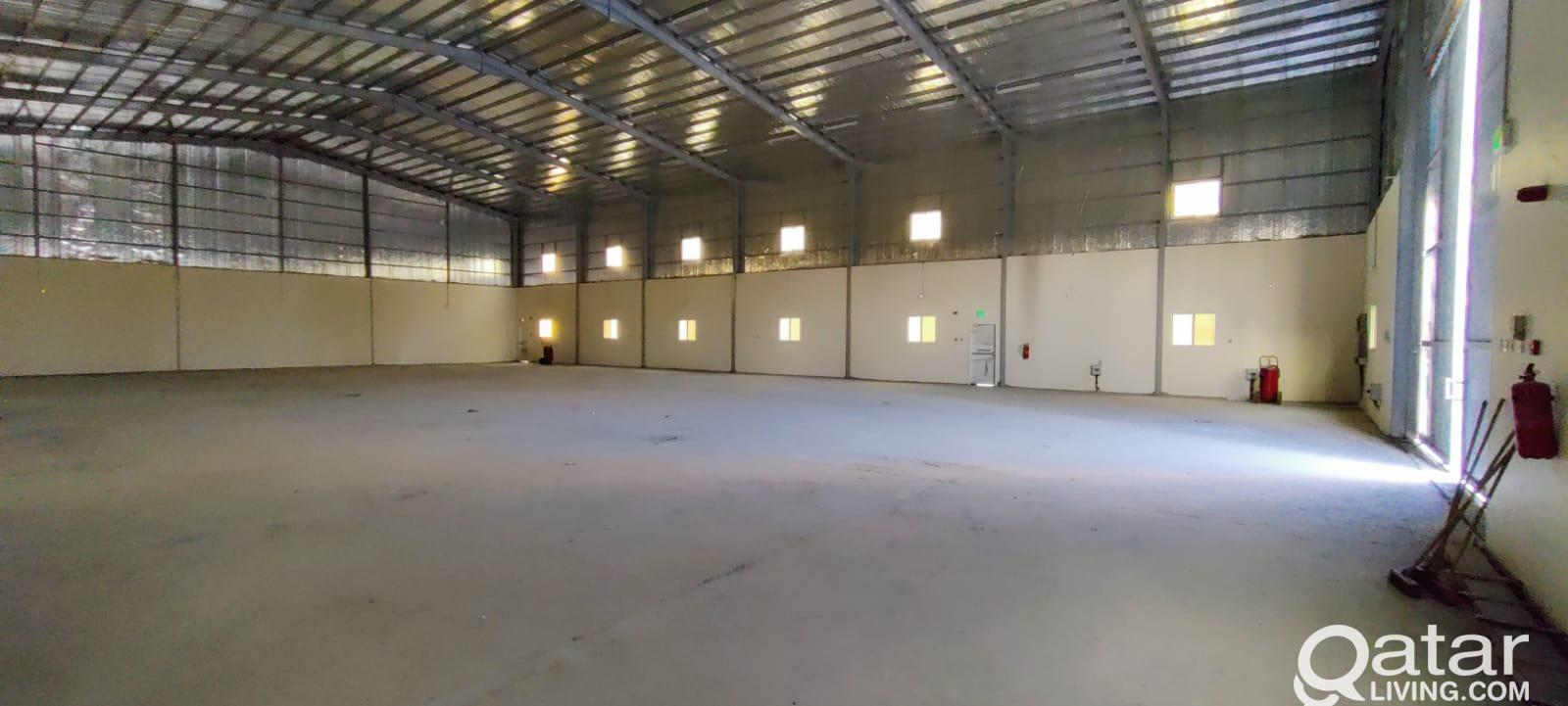 1000 sqmr Warehouse For Rent- Brand New Building