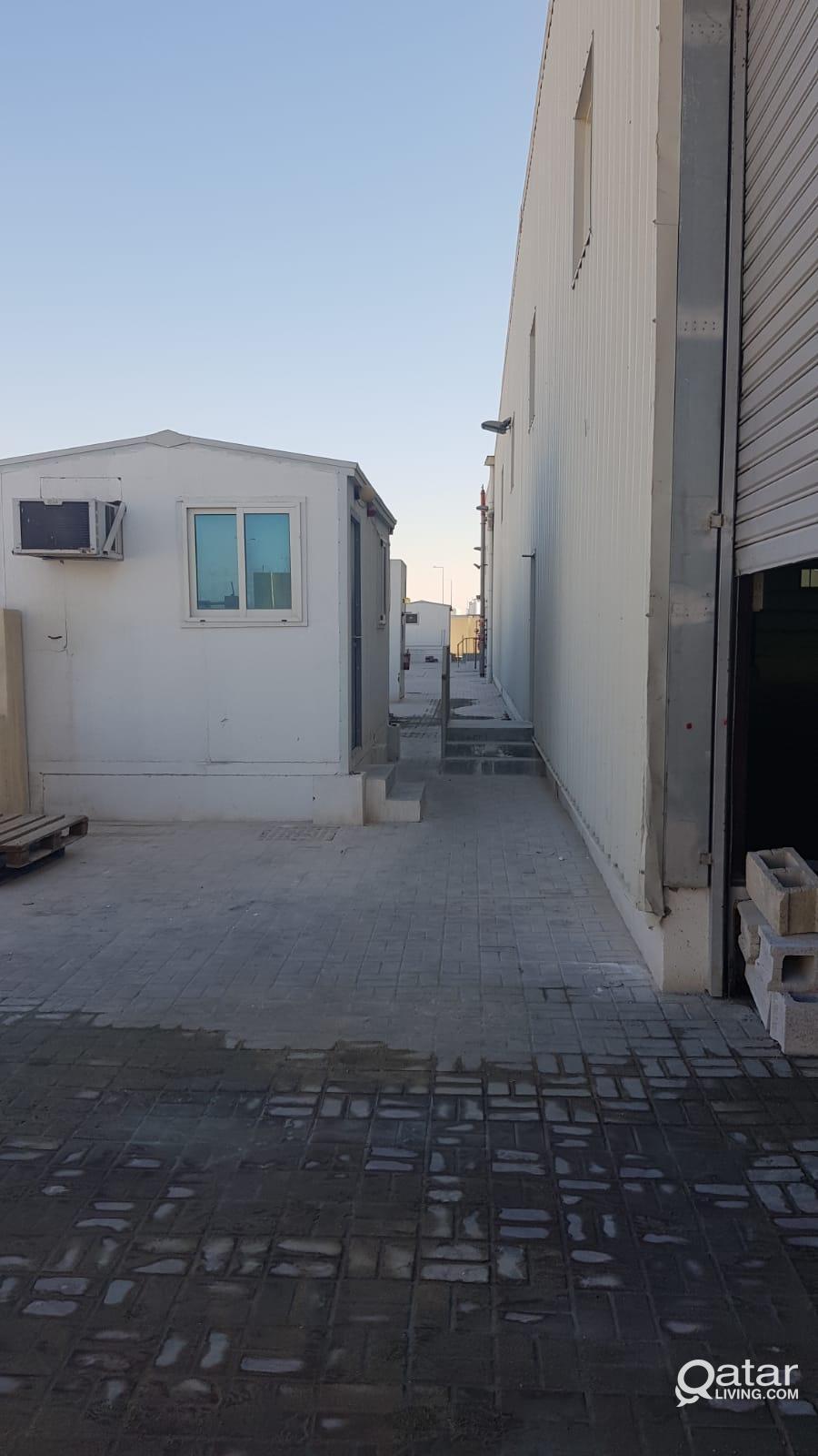 STORE FOR RENT at Berkat Al Awamer for rent (3200.
