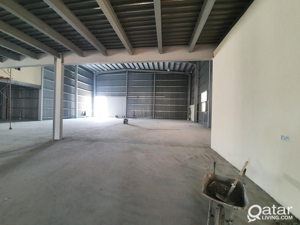 1400  sqm Facility @ Birkat Alawamer
