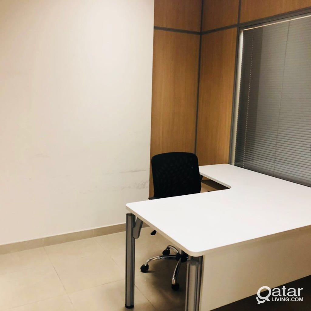 Brand new fully serviced office space