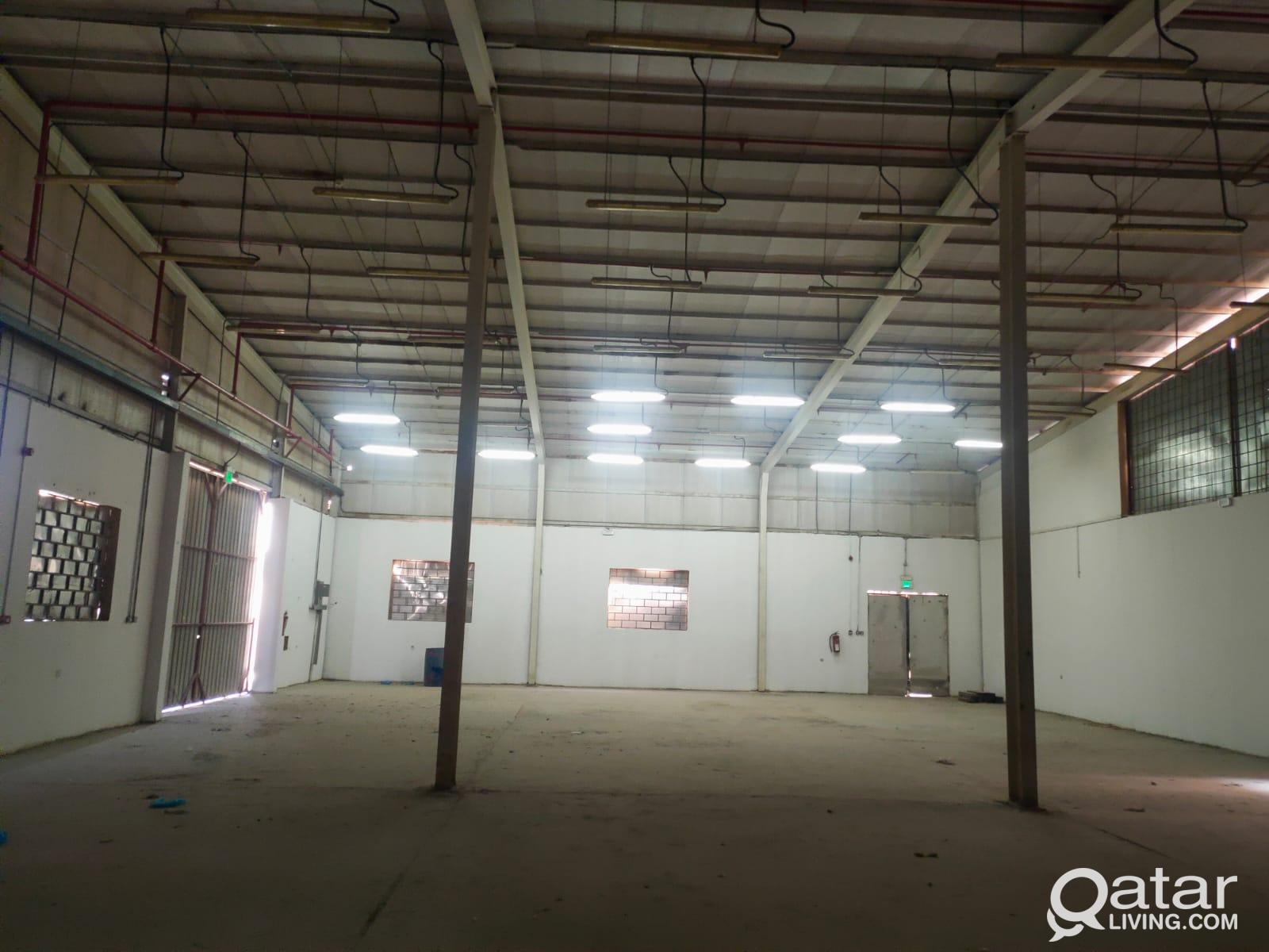 STEEL AND ALUMINUM FABRICATION STORE + LABOURS ACC
