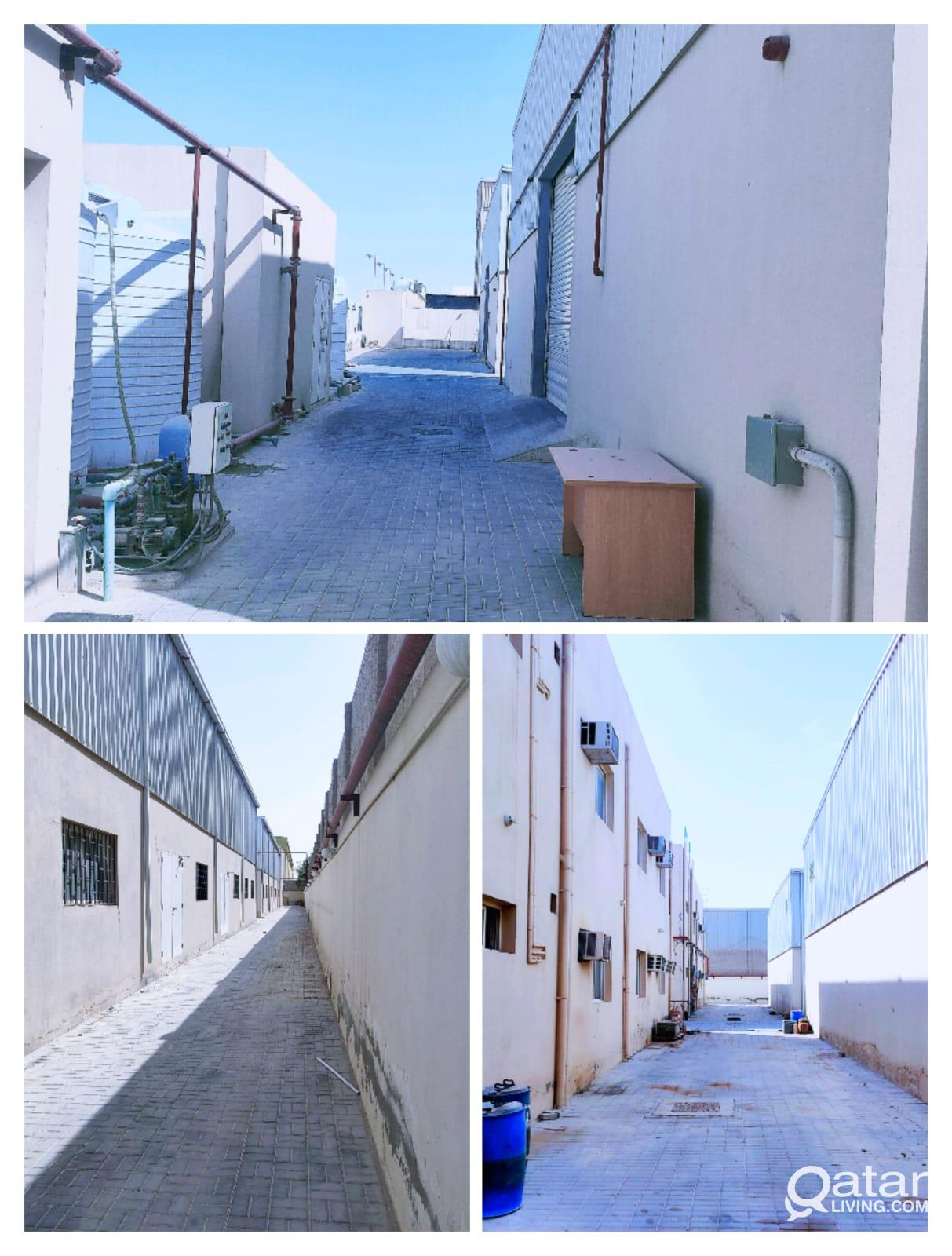 3000-SQM FOOD STORE + 22 ACCOMMODATIONS FOR RENT