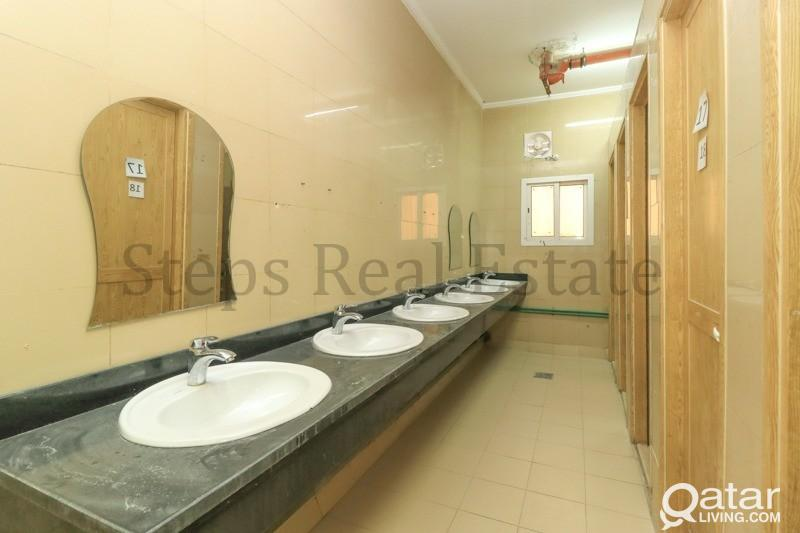Approved 104 Rooms Labor Camp Building