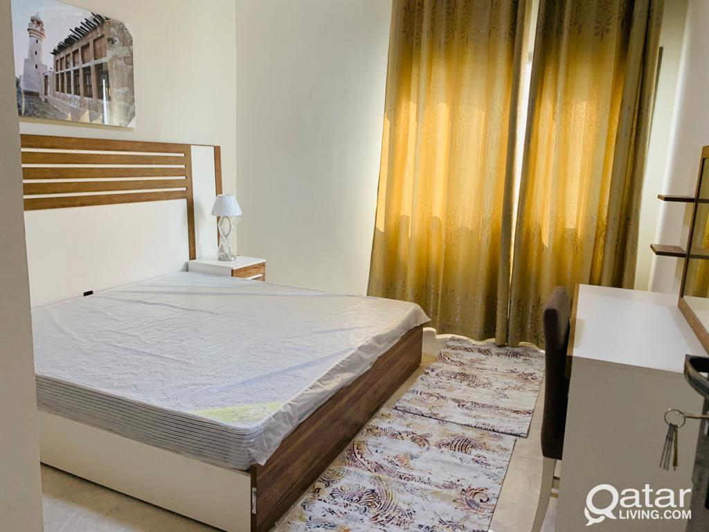 Brand New FF 2BHK Apartment in Wukair