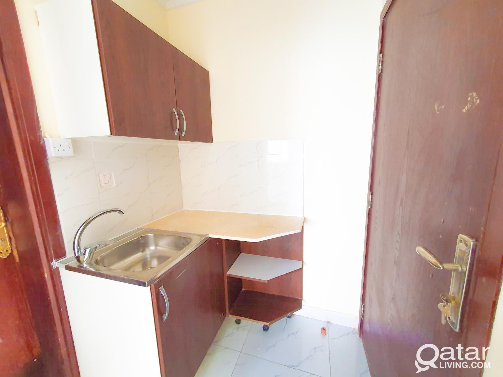 Studio Apartment behind Tawar Mall included (W/E/