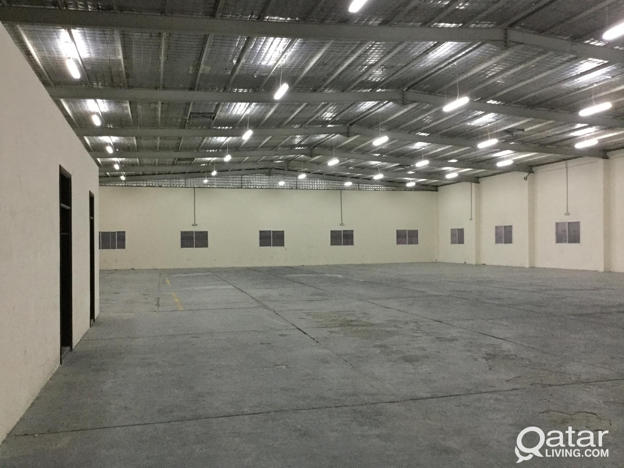 GENRAL STORE FOR RENT FOR RENT IN INDUSTRIAL AREA