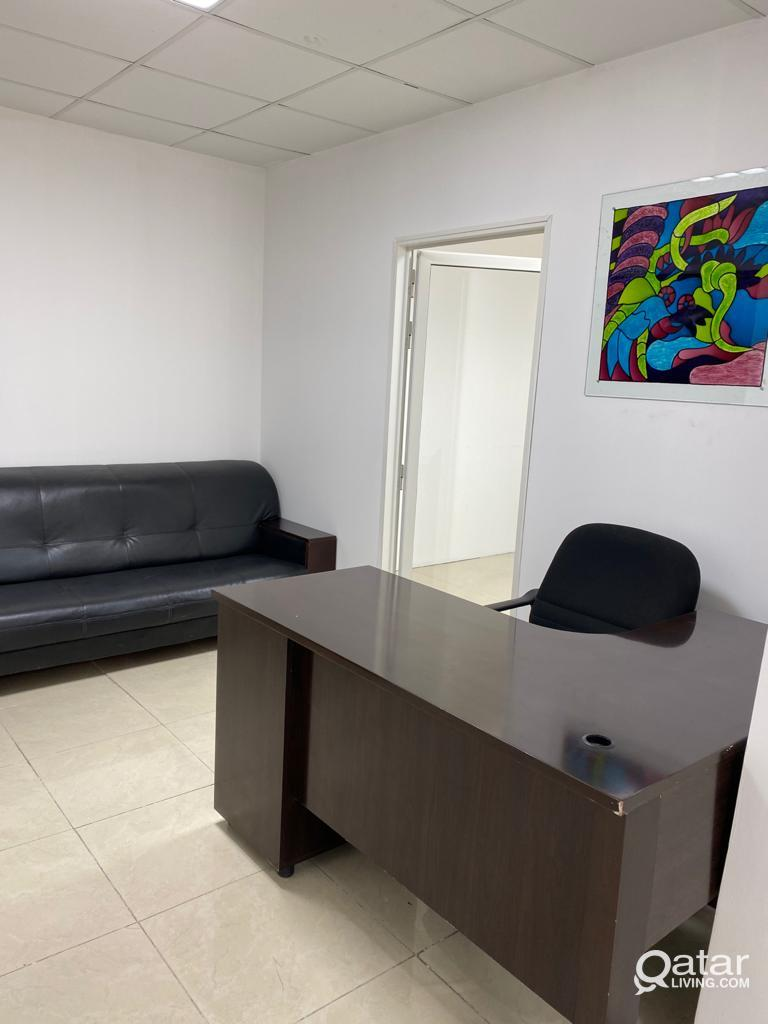TRADE LICENSE APPROVAL FULLY FURNISHED OFFICE SPAC