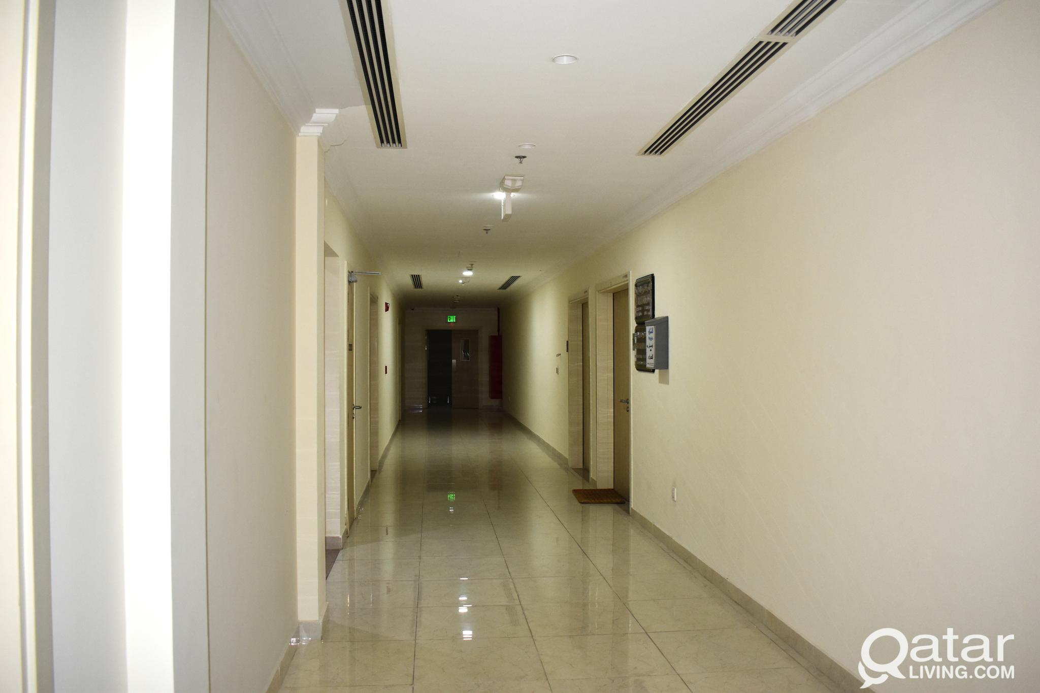New Administrative Office Spaces in New al Ghaneem
