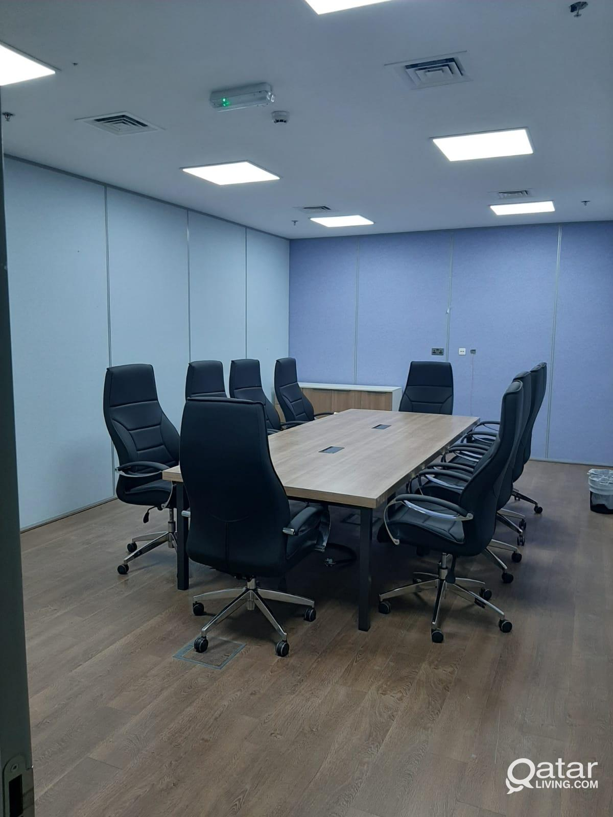Business Center  in Lusail !  No Agency Fees !