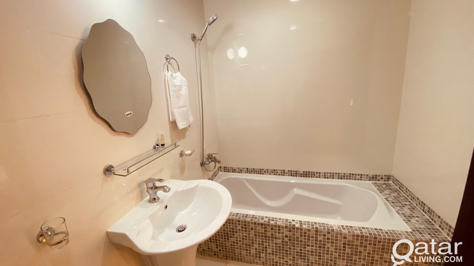 Brand new Luxury Hotel Special Offering 1BHK Apart