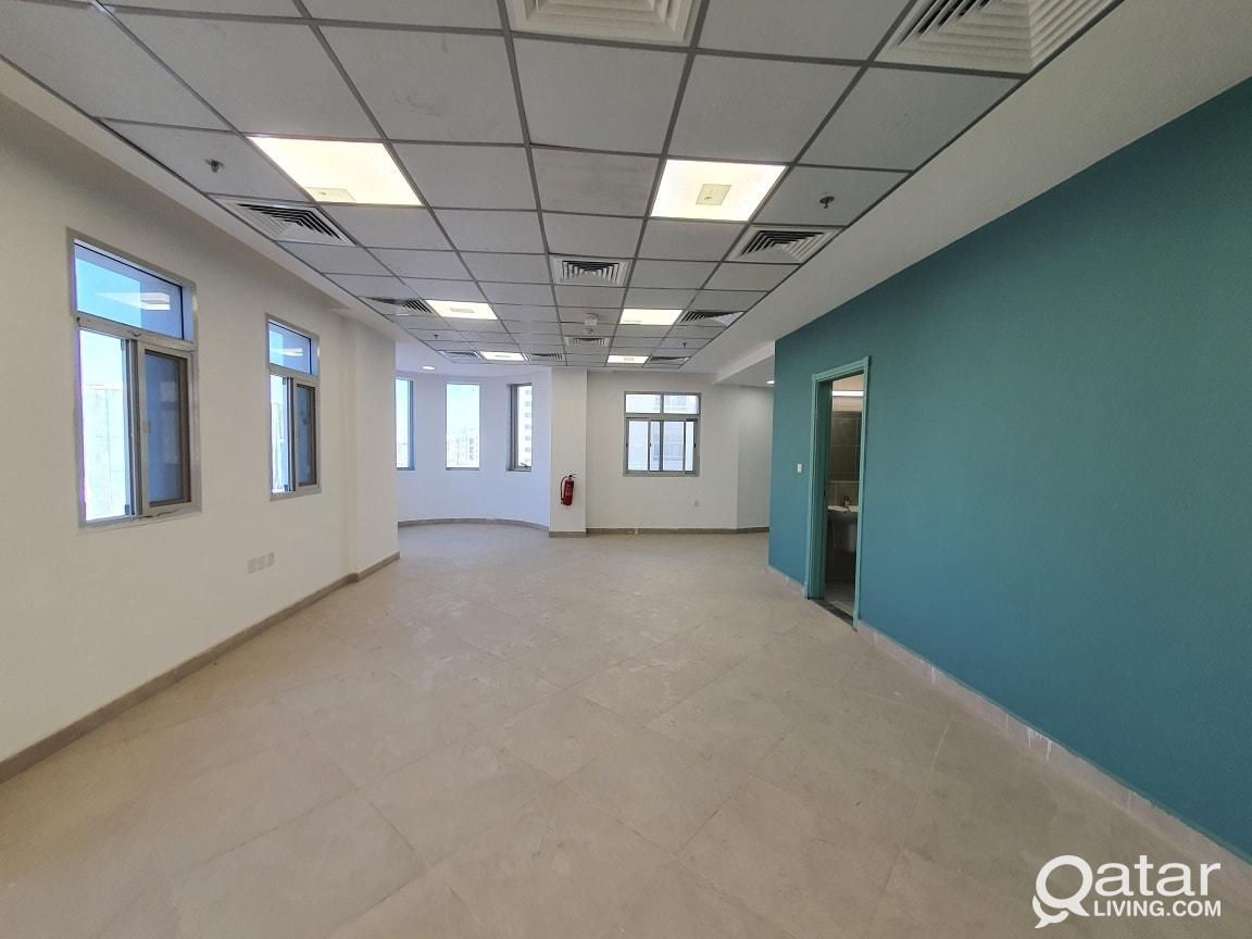 office in Muntazah - 125 Sqm &160 Sqm