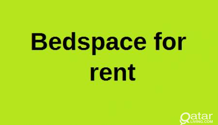 Bed space available at Doha