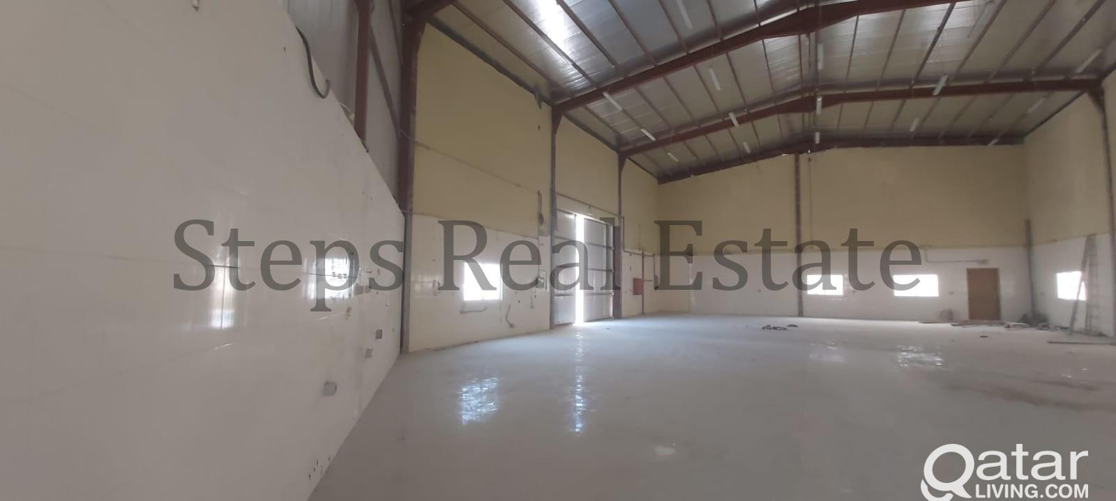 Approved 400 Sqm Food Warehouse For Rent