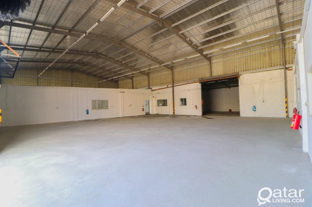 Garage with 3 license approved Including Rooms