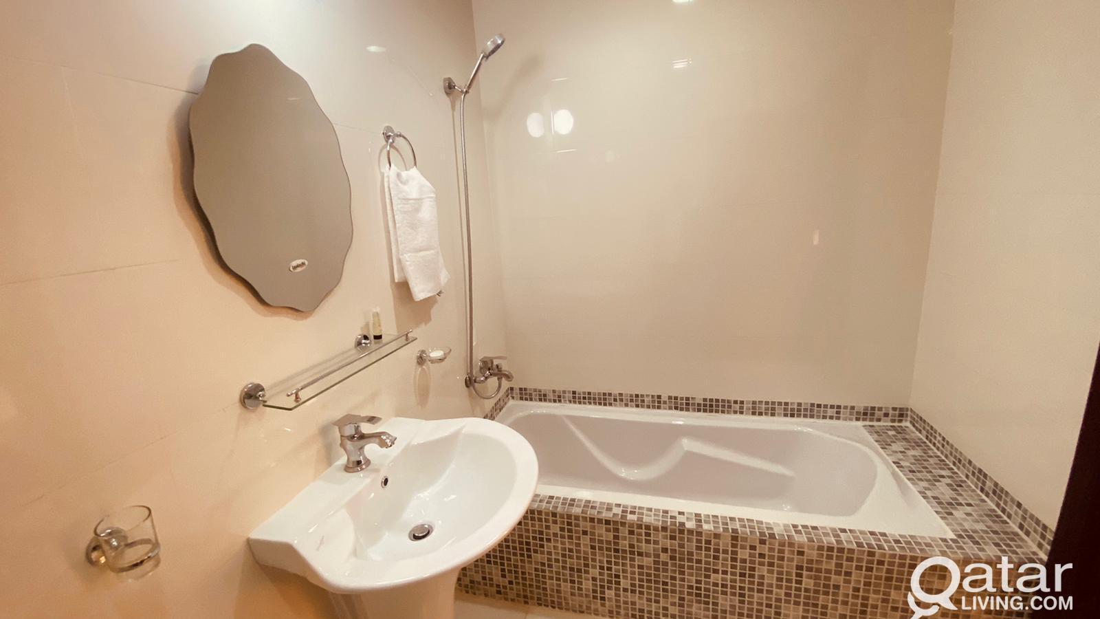 Luxury Hotel Apartment Nice 1BHK Room (Fully Furni