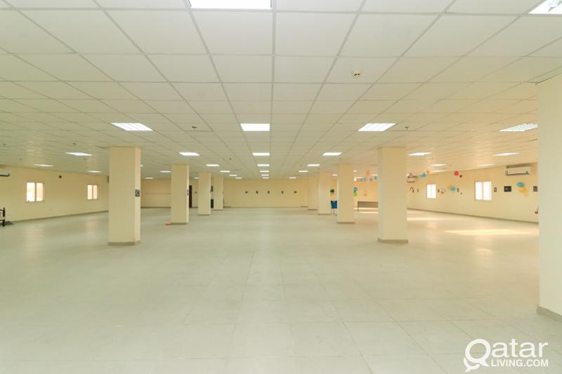 3000 Sqm Storage For Rent in Industrial Area
