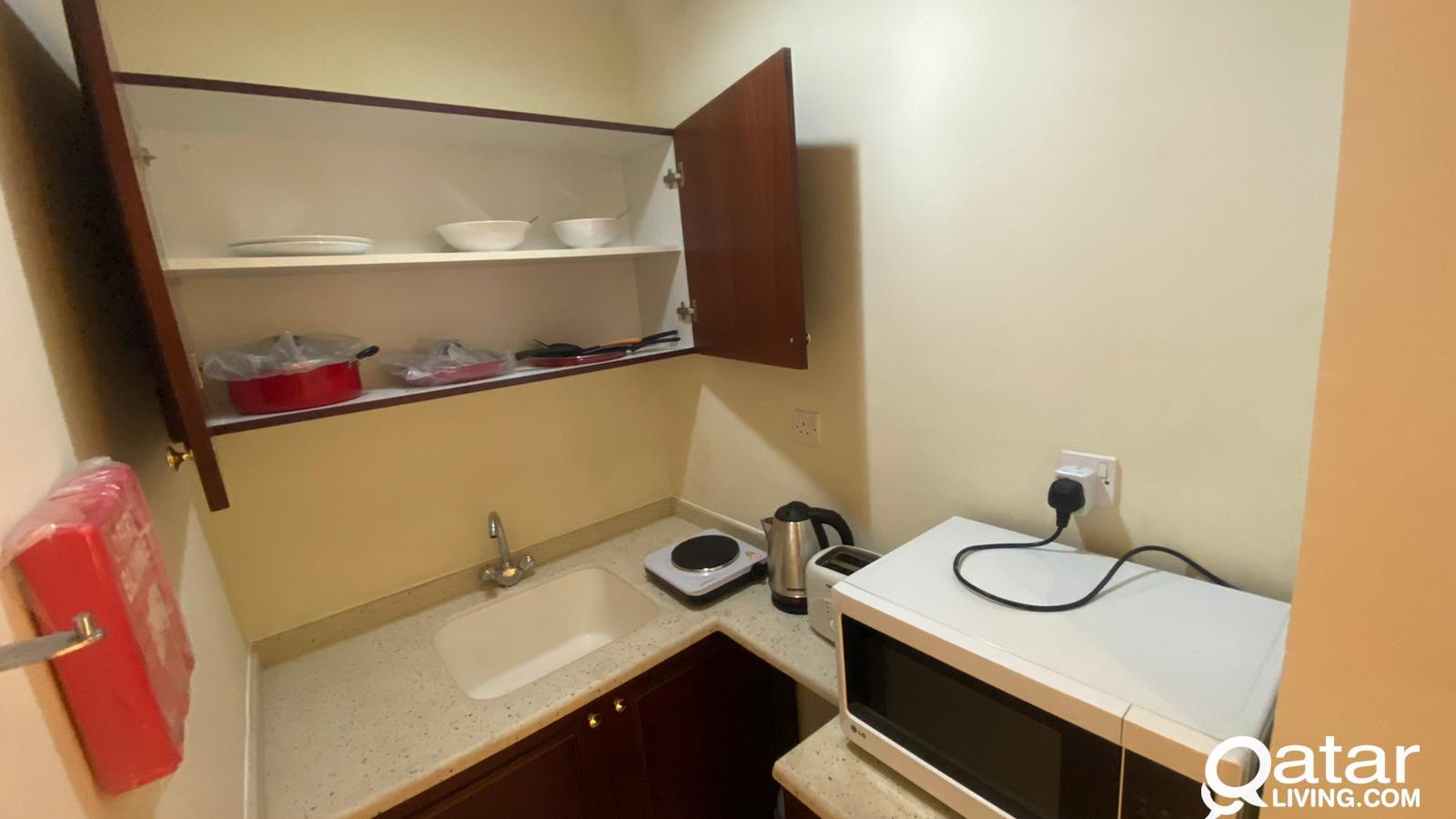 Offering F/F Superior Suites Room behind Dar Al Ku