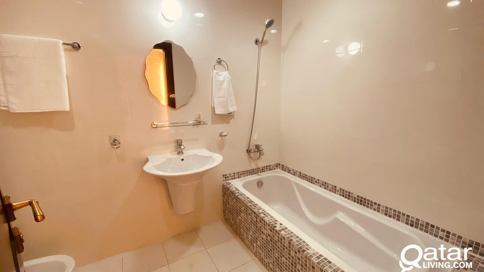 Offering Fully furnished Superior Standard Room in